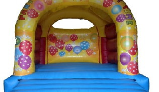 Bouncy castle and inflatable hire Donegal